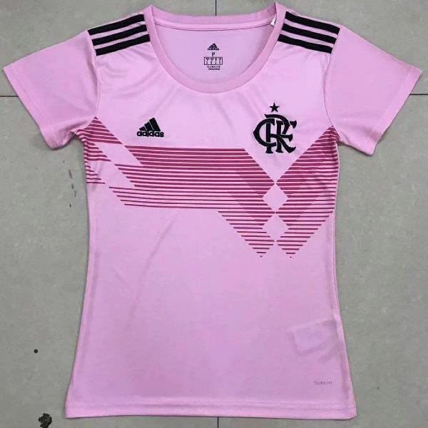 Camisa do flamengo feminina importada pronta entrega
