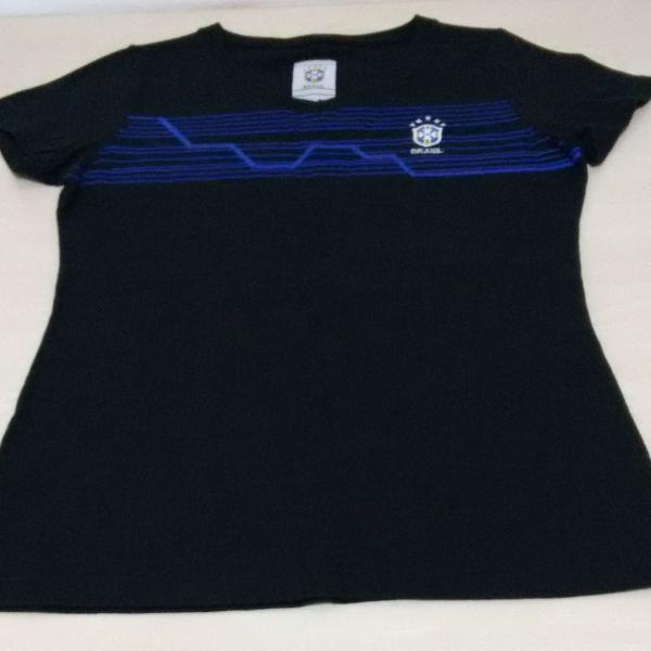 Camiseta cbf brasil oficial m