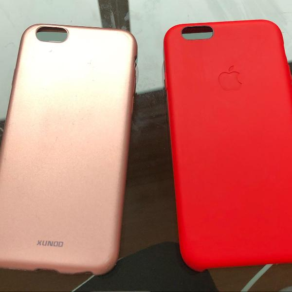 Capa iphone6/6s