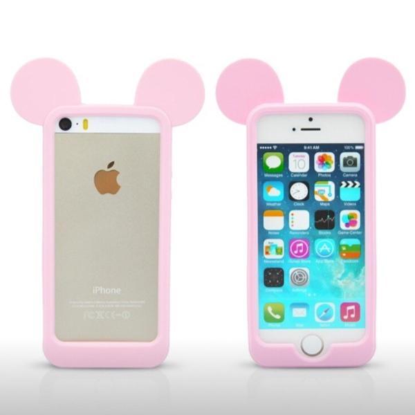 Capinha iphone 5s mickey