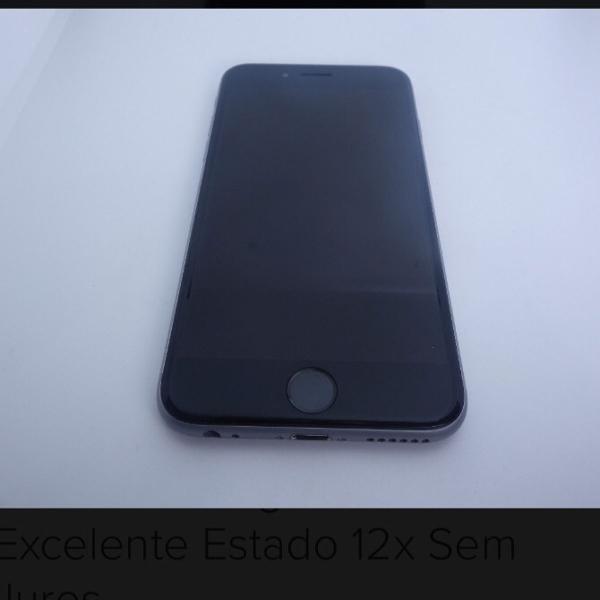 Iphone 6s 32gb de memória ( impecável)