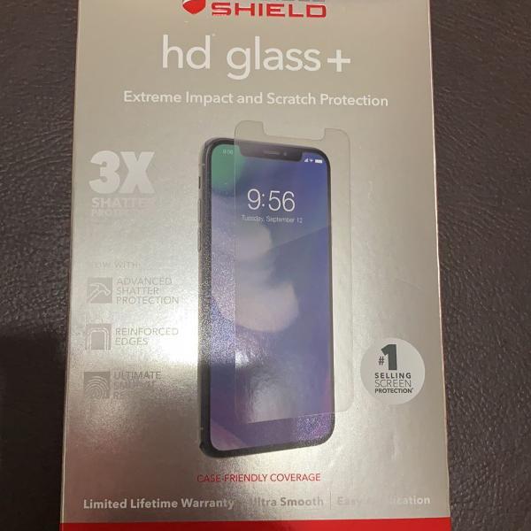 Protetor de tela iphone x