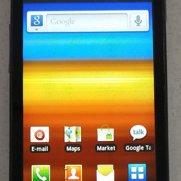 Samsung galaxy ace gt-s5830c não incluso acessórios