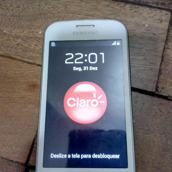 Smartphone galaxy trend lite