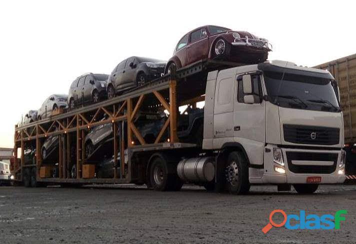 Transporte de carros e motos usados seminovos sucata leilão