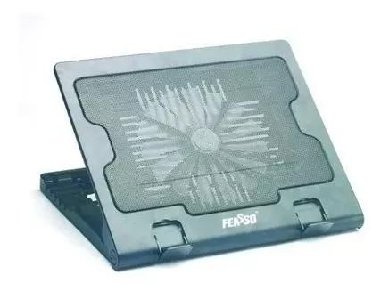 Base cooler p/ notebook fn-720 c/ cooler central 5 pos