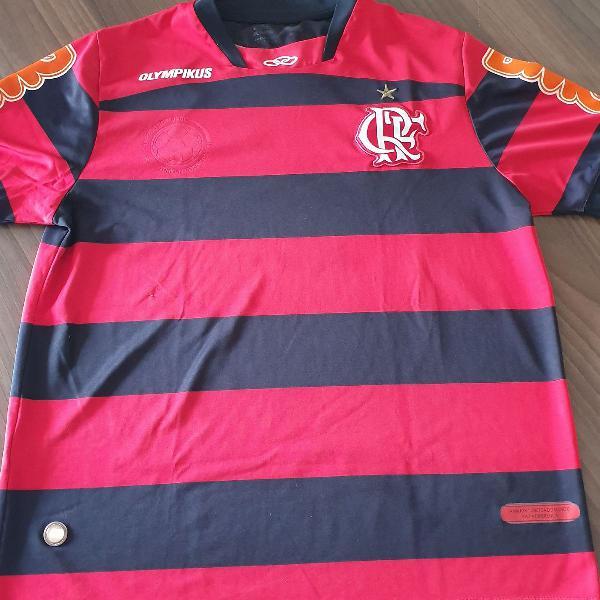 Camisa de futebol flamengo oficial