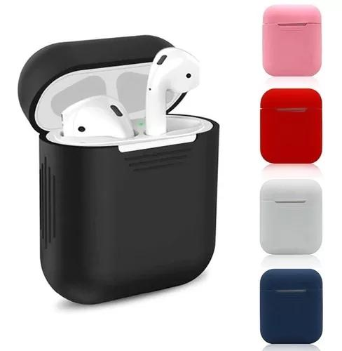 Case silicone airpods apple capa