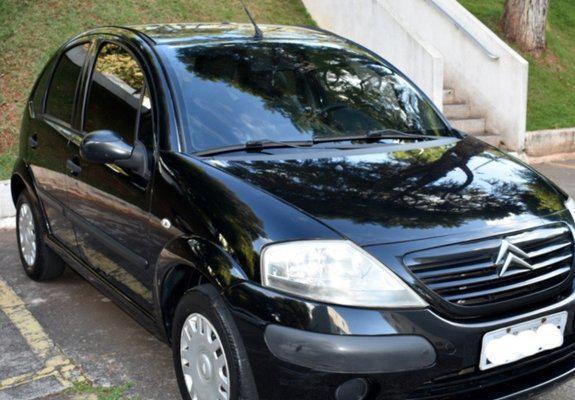 Citroën c3 glx 1.4 8v (flex) 2008 km baixissimo conservado