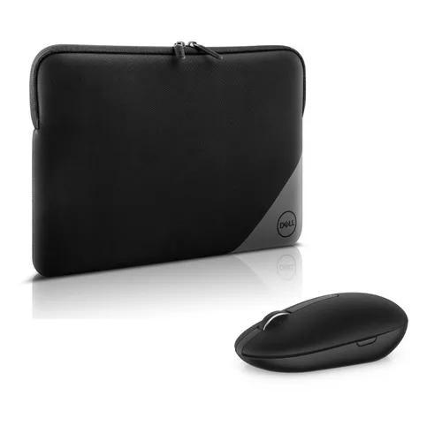 Combo capa dell essential 15,6 + mouse wireless wm326