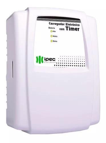 Fonte carregador eletrônico flutuador com timer 2a