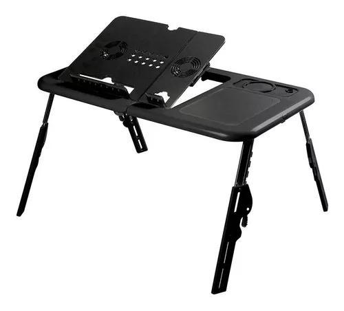 Mesa para notebook portátil dobrável com cooler mtn-888