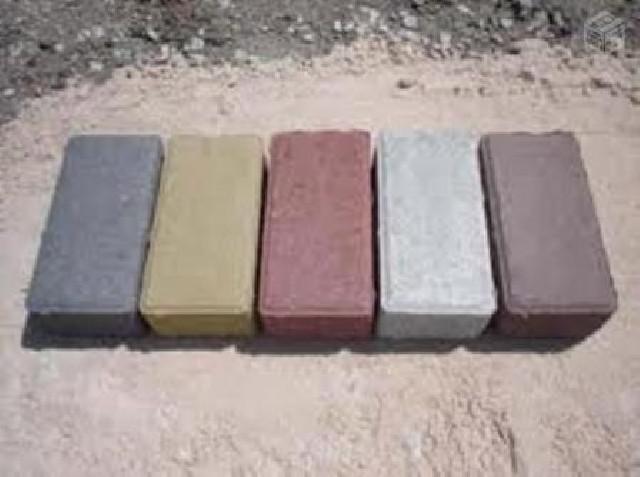 Pisos intertravados- lajotas de concreto- pavers