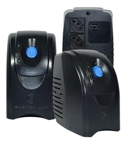 Protetor eletrônico para pc 330va 110/110v - energy lux