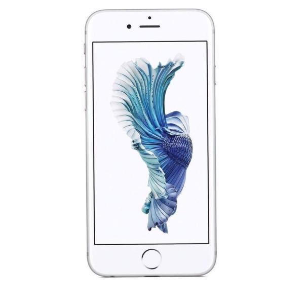 Apple iphone 6s 32gb prata novo lacrado garantia + brindes