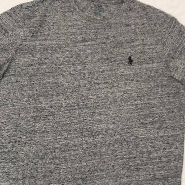 Camiseta básica da polo usada só 2x comprada em miami e é