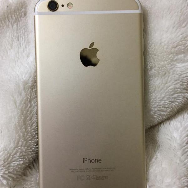 Iphone 6 plus impecável