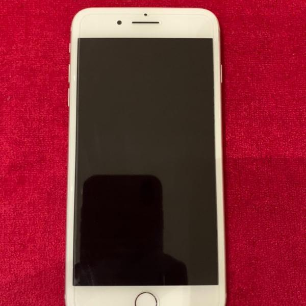 Iphone 8 plus branco intacto 64 gb