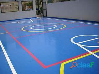 Piso epóxi Garagens e estacionamento 965646070 2