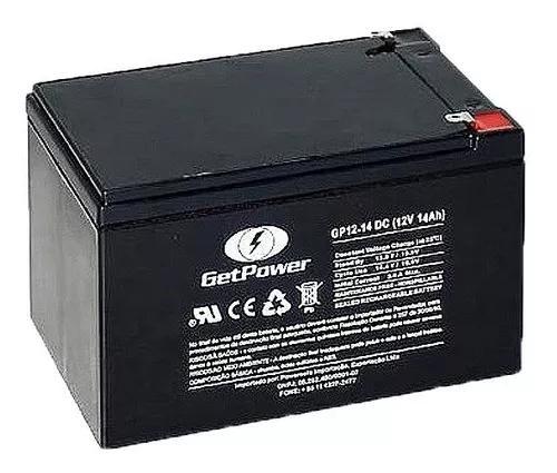 Bateria bicicleta elétrica 12v 14dc ciclo profundo