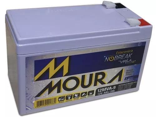 Bateria moura no-break apc back-ups rs 1500va 12mva-9