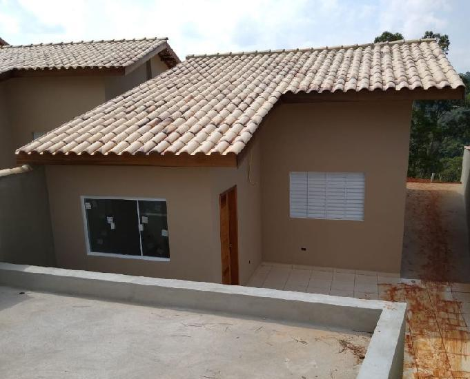 Casas Financiamento Bancário Mairiporã Só R$ 215 mil