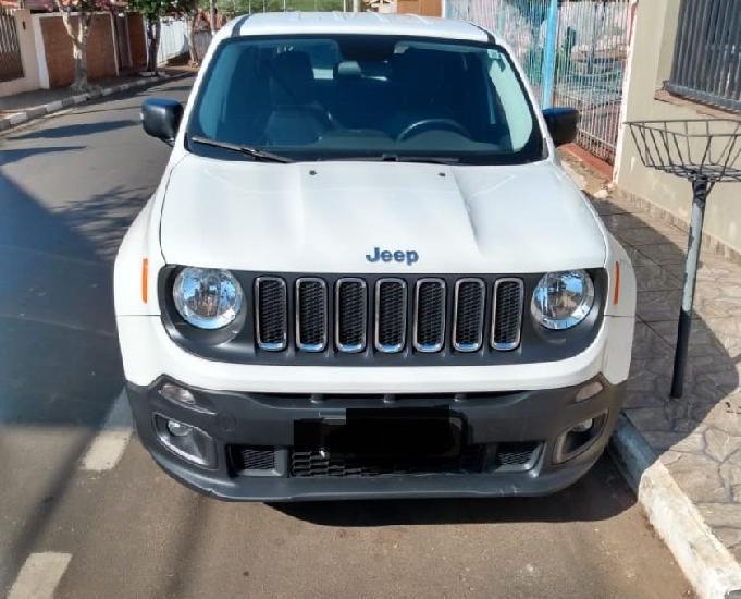 Jeep - renegade 1.8 16v sport automático