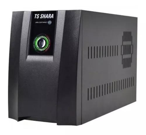 Nobreak 1400va ups compact pro universal bivolt - ts shara