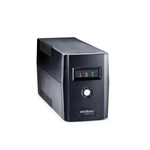 Nobreak 600va mono 110v pc dvr camera intelbras cftv