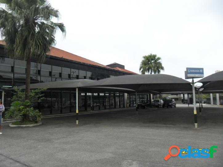 Prédio comercial, àrea 22.100 m2, com 7.200 m2 a/c, taboão