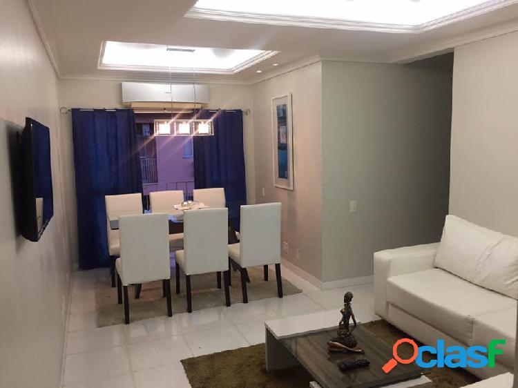 Aluga apartamento mobiliado em condominio fechado no adrianopolis em manaus amazonas am - proximo ao manauara shopping