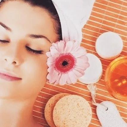 Aulas particulares de estética facial e cosmetologia