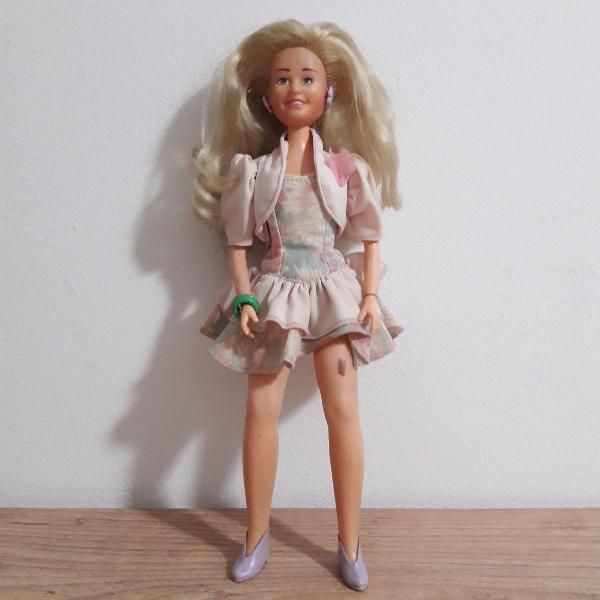 Boneca angélica - anos 80