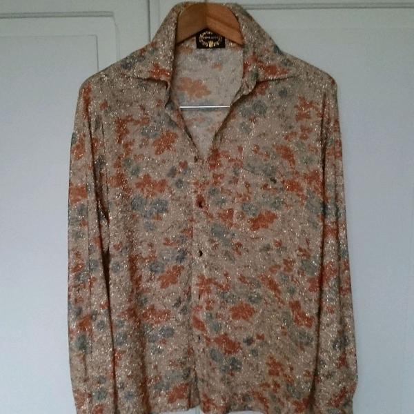 Camisa fashion tamanho m