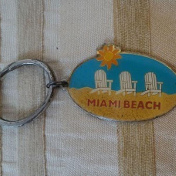 Chaveiro miami beach