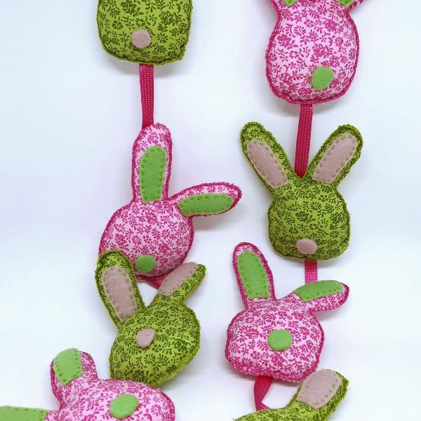 Decoração coelhos - bebê / festa