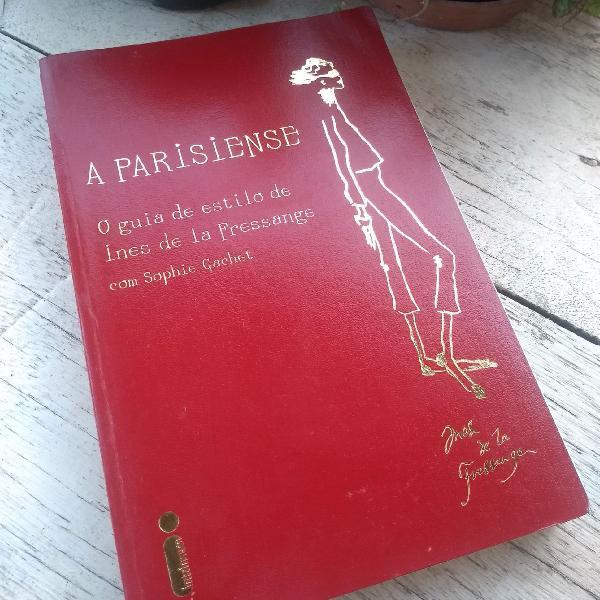 Guia de estilo - a parisiense