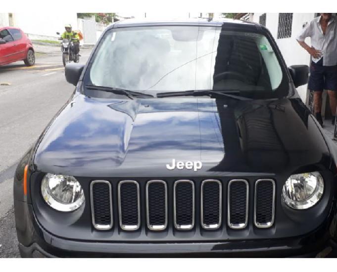 Jeep Renegate Ano Modelo 20162016 Único dono C30 KM