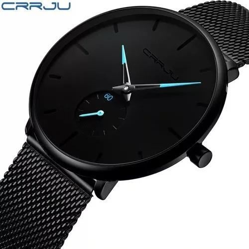 Relógio masculino crrju 2150 - (pronta entrega)