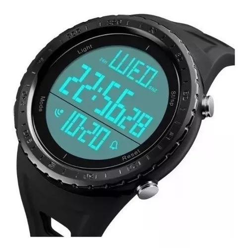 Relógio masculino skmei 1310 digital esportivo prova