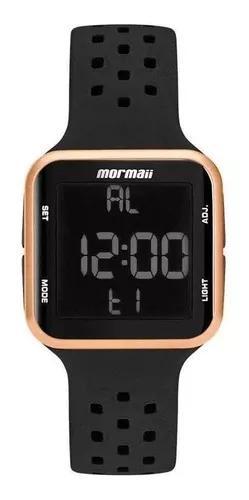 Relógio mormaii wave digital mo6600/8j
