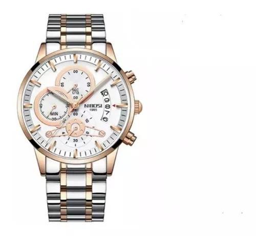 Relógio nibosi 2309 original funcional a pronta entrega