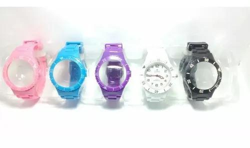 Relógio troca pulseira barato
