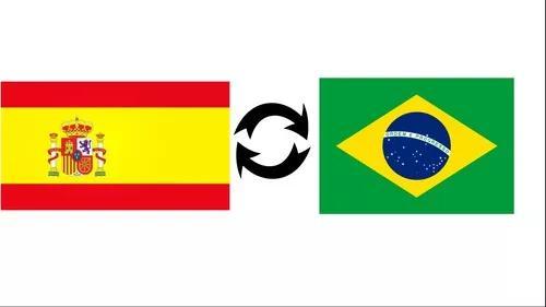 Tradução espanhol/português de áudio e vídeos