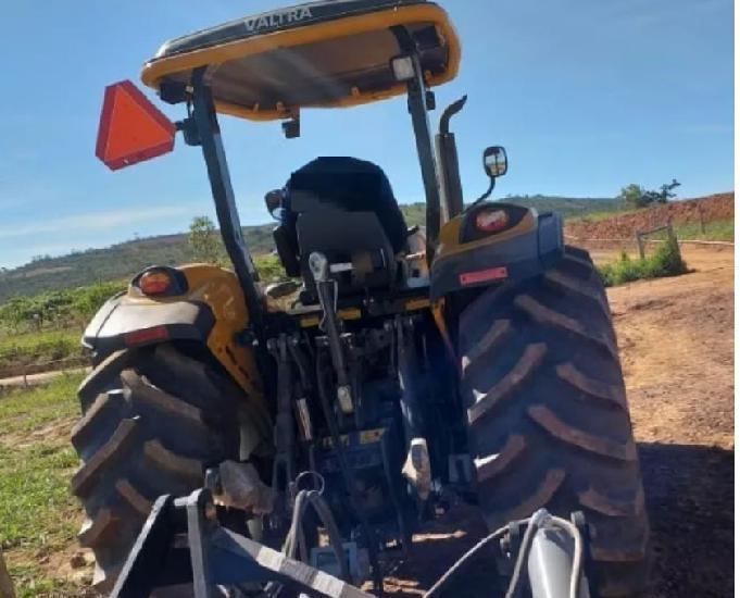 Trator agrícola valtra, modelo a114 4x4 - 2019