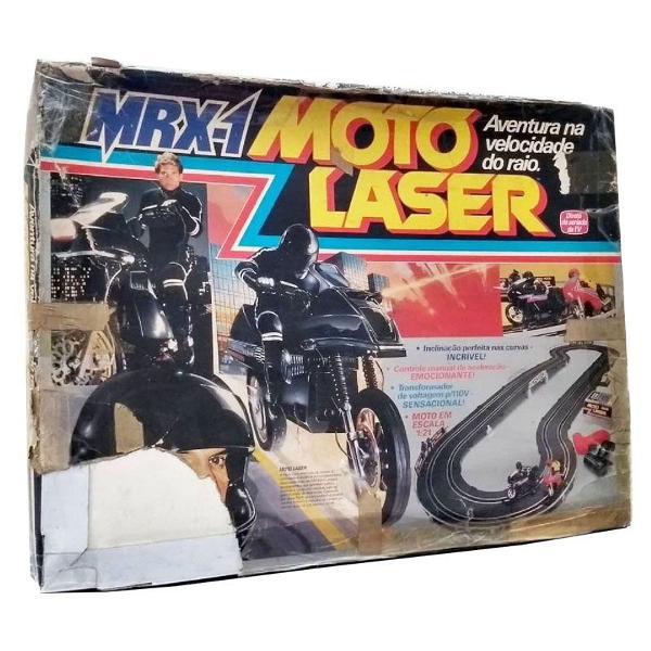 Autorama moto laser