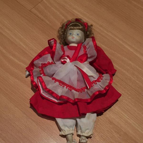Boneca de porcelana 1995