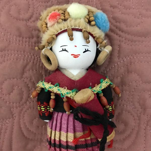 Boneca gingpo