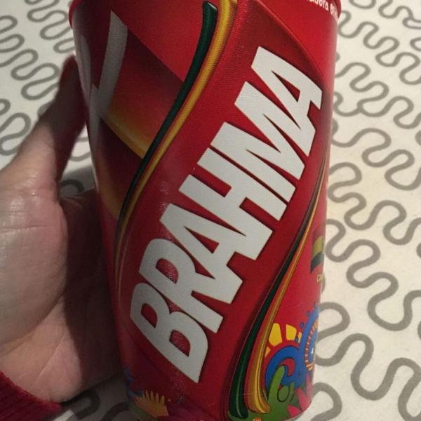 Copo brahma copa do mundo brasil 2014