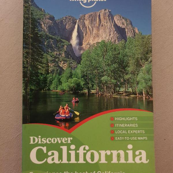 Guia lonely planet discover california
